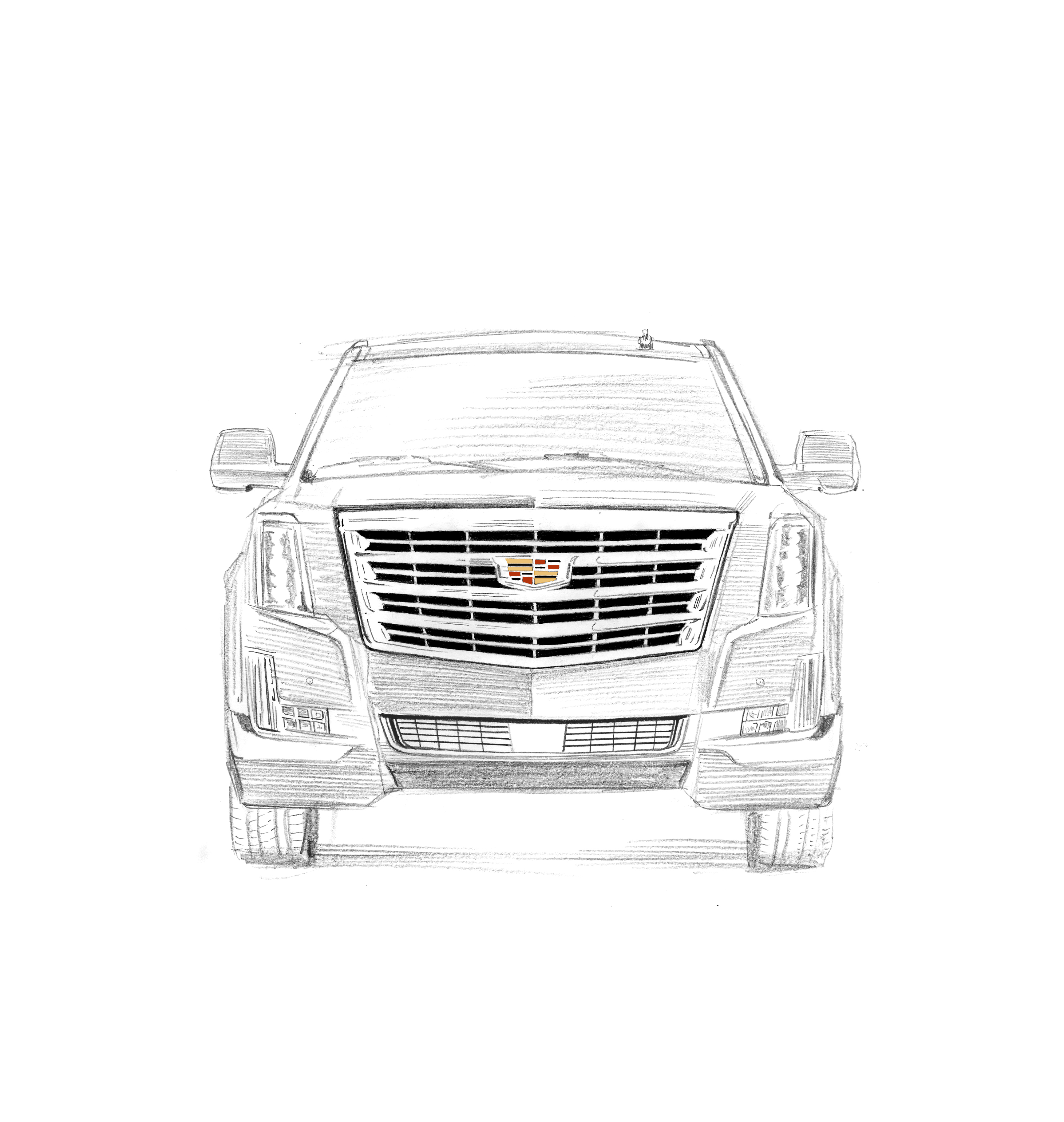 cadillac escalade  20 years on the road